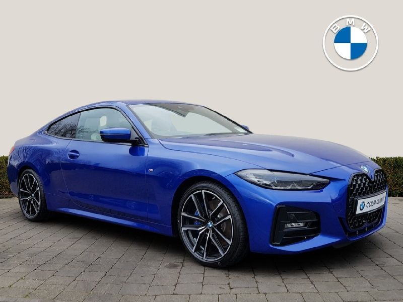 BMW 4 Series 420d M-Sport Coupe