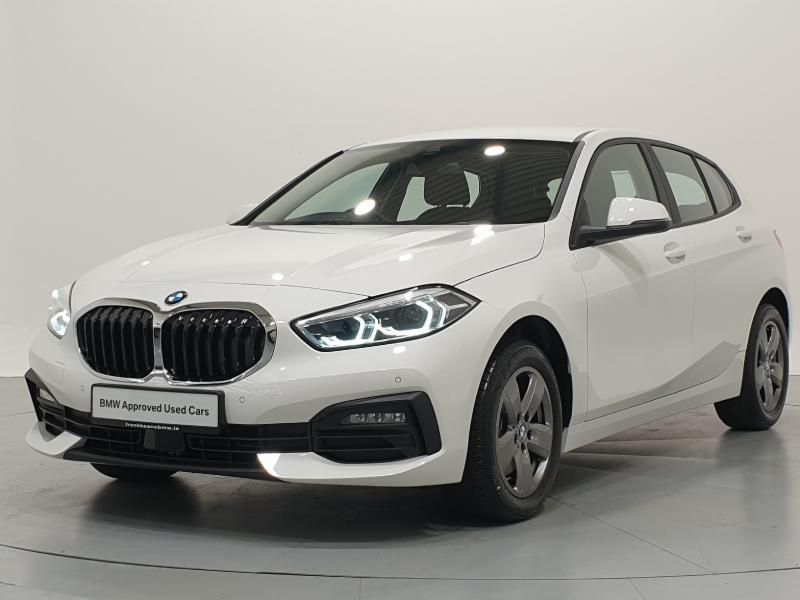 Used BMW 1 Series 118i SE Sports Hatch 5-door B38 1.5i (2021 (211))