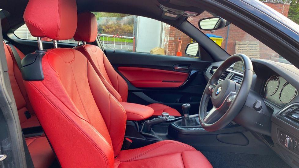 Image 11 - BMW 218d M Sport Coupe (YB69BXR)