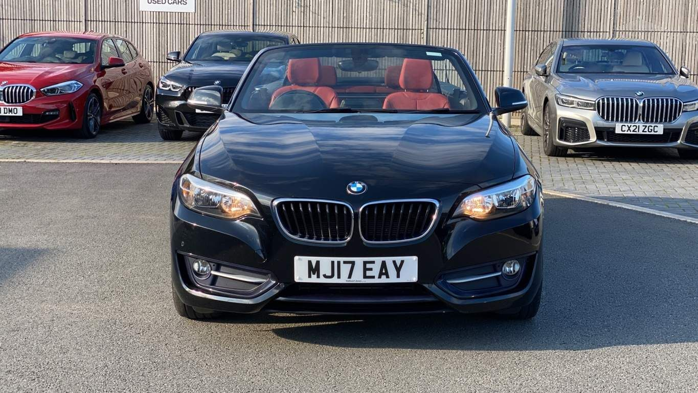 Image 16 - BMW 218d Sport Convertible (MJ17EAY)