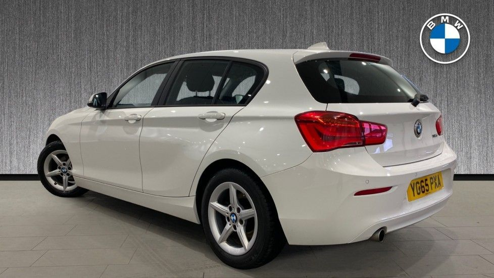 Image 2 - BMW 116d ED Plus 5-Door (YG65PXA)