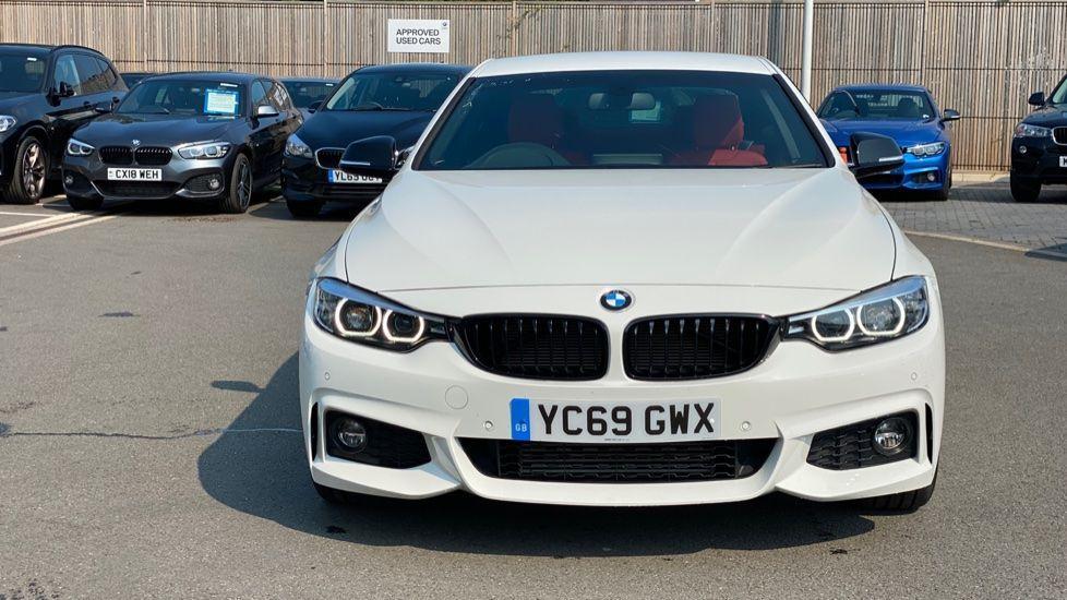 Image 16 - BMW 420d M Sport Coupe (YC69GWX)