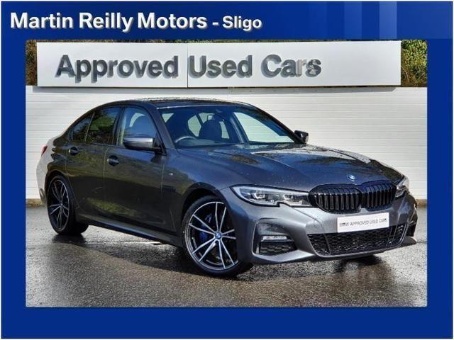 BMW 3 Series 320d M Sport Saloon - Comfort, Pro & Tech Pack