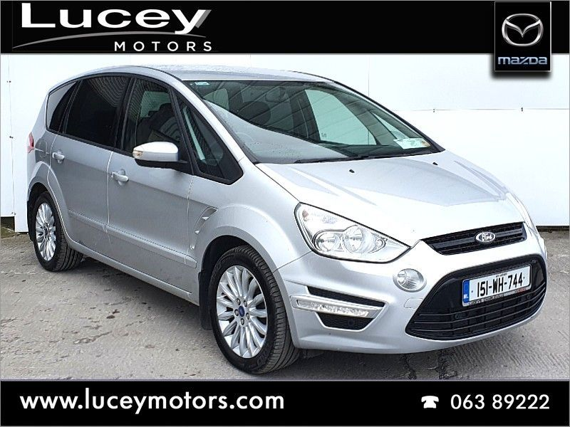 Ford S-Max ZETEC 2. 140PS 4DR