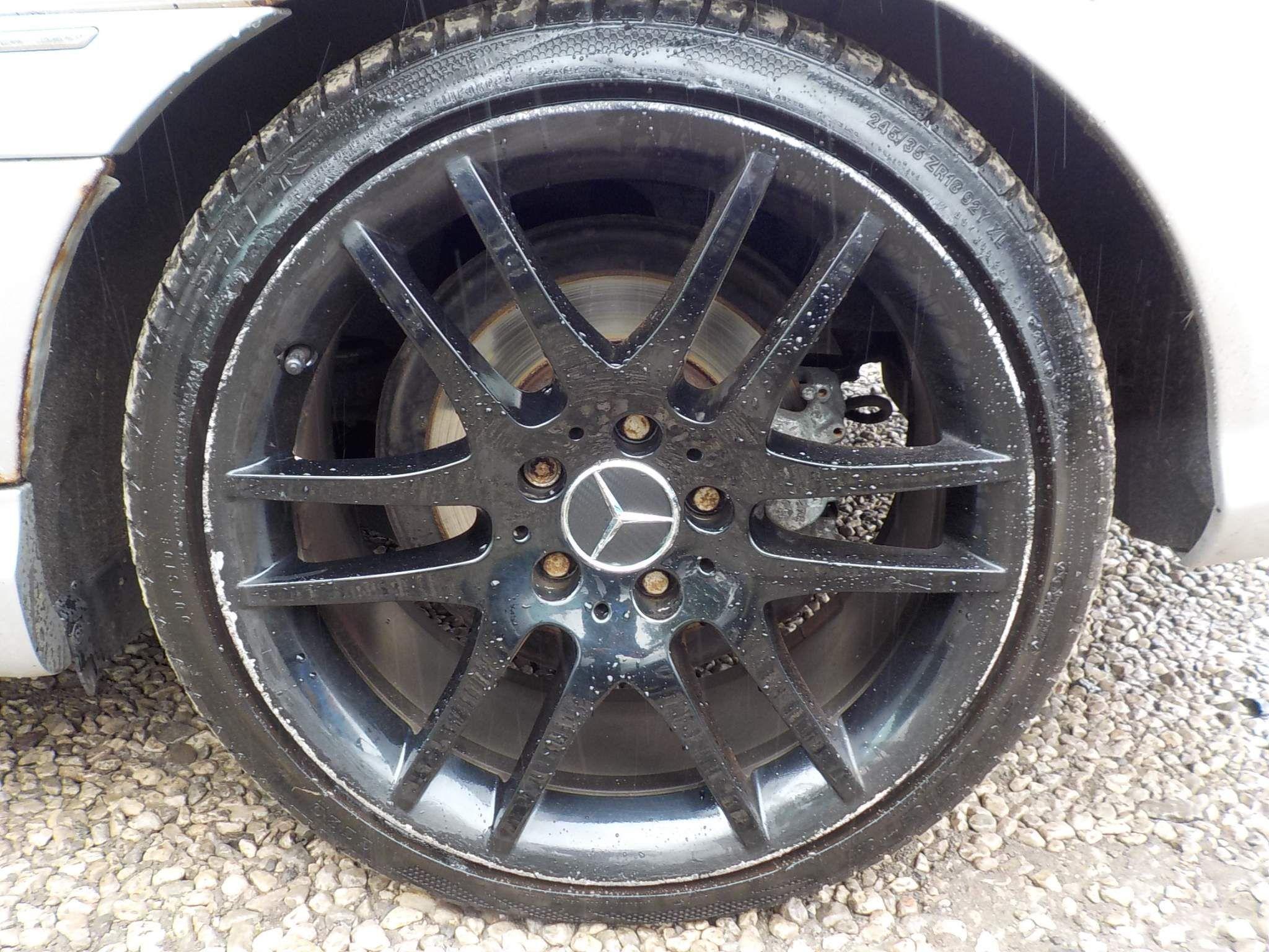 Mercedes-Benz CLC Class 1.8 CLC180 Kompressor Sport 2dr