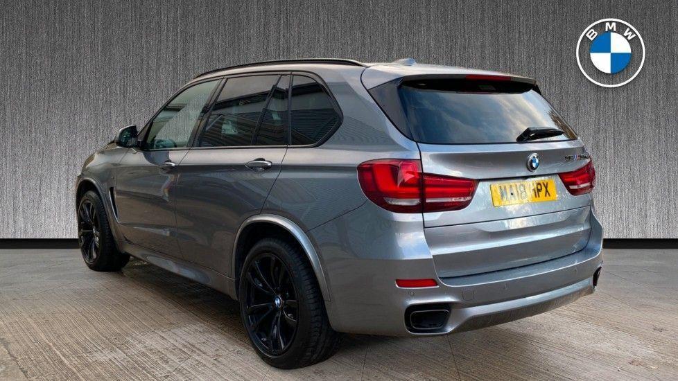 Image 2 - BMW M50d (MA18HPX)