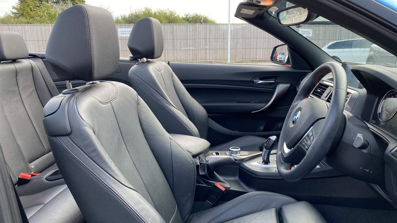 Image 11 - BMW 218i Sport Convertible (CX67MOA)