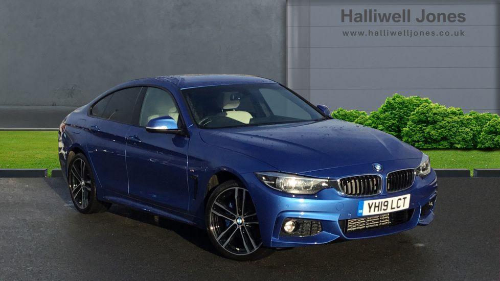Image 1 - BMW 420d xDrive M Sport Gran Coupe Auto (YH19LCT)