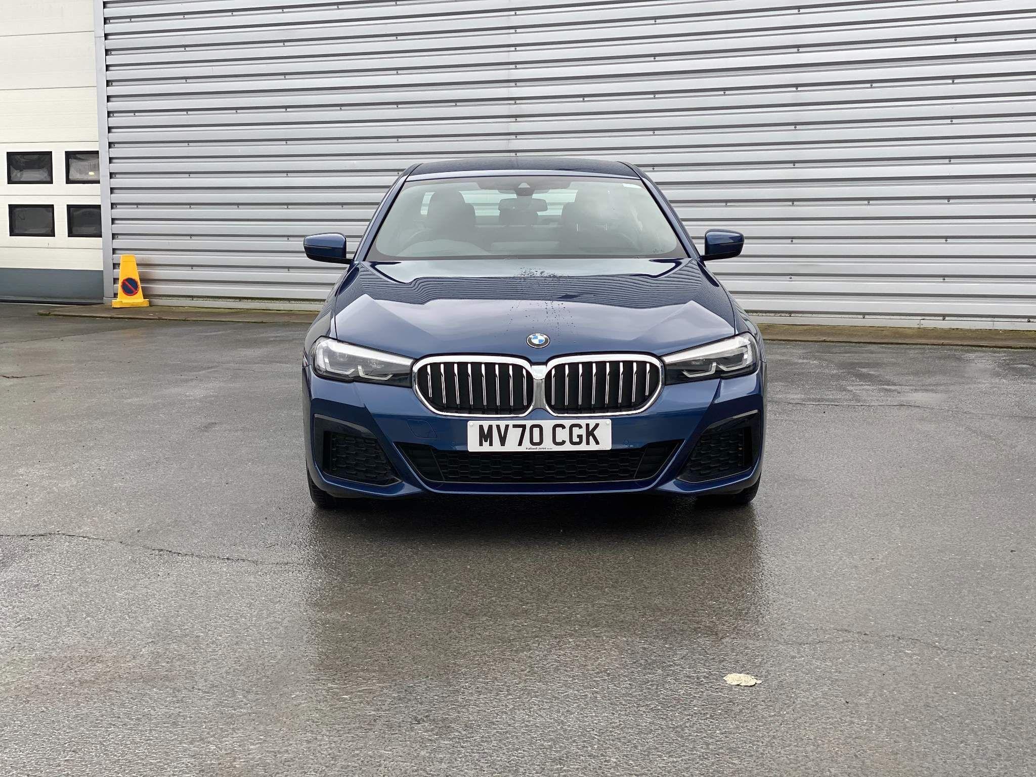 Image 4 - BMW 530d xDrive M Sport Saloon (MV70CGK)