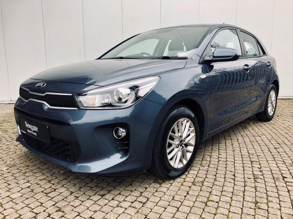 Kia Rio 1.4Tdi 'Drive away today! Free delivery - 5 year warranty remaining! ( Cash price)