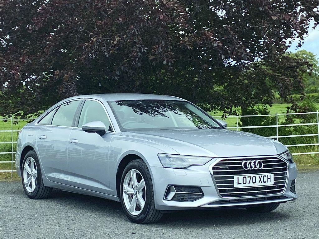 Audi A6 A6 SPORT 50 TFSIE QUATTRO PLUG IN