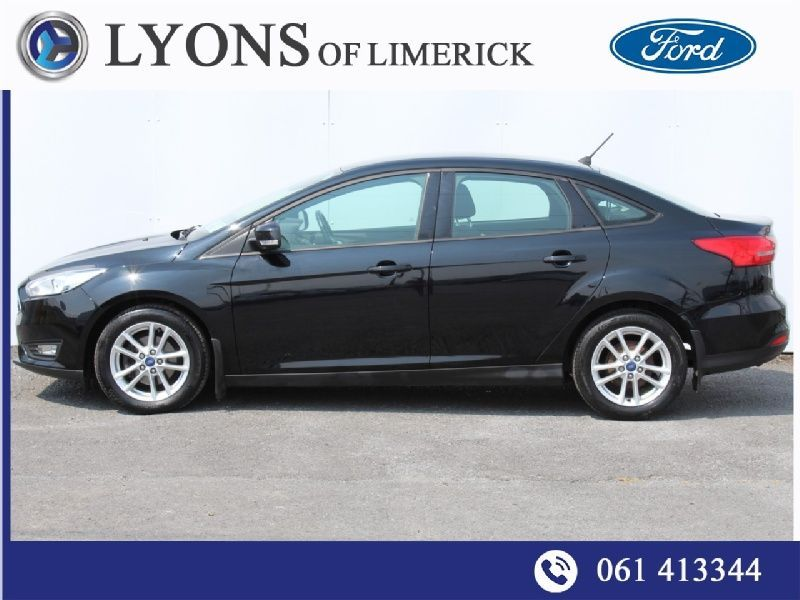 Used Ford Focus 4DR 1.5TD 95PS 6SPD 4DR Contact Owen 0878304883 (2018 (182))