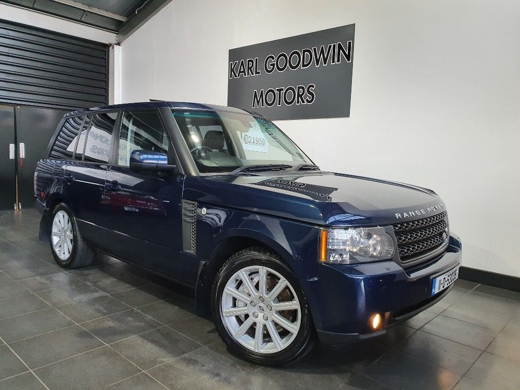Land Rover Range Rover 4.4 TDV8 VOGUE SE COMMERCIAL