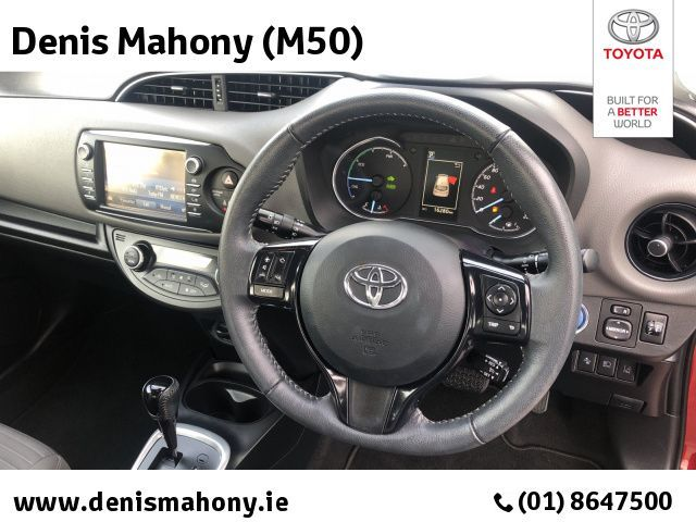Used Toyota YARIS YARIS HYBRID 5DR LUNA (2018 (181))