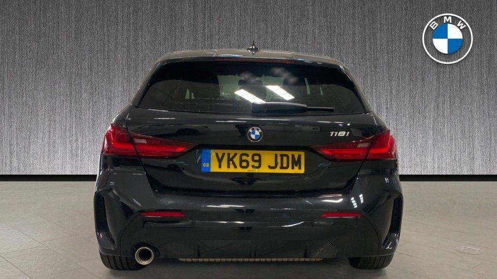 Image 15 - BMW 118i M Sport (YK69JDM)