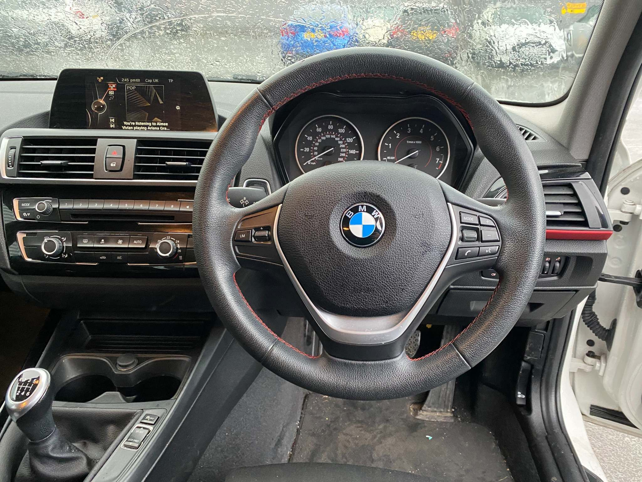 Image 10 - BMW 118i Sport 5-Door (MC66VGP)