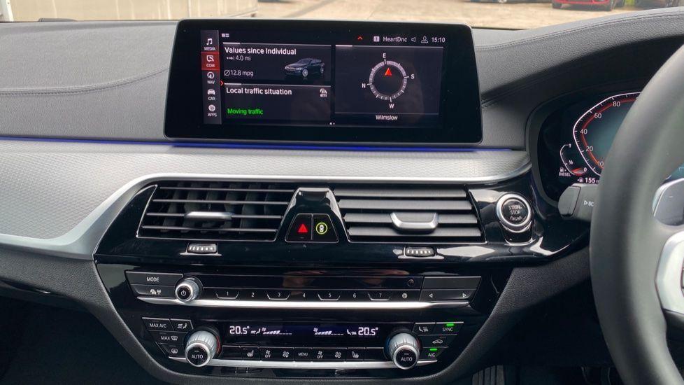 Image 7 - BMW 520d M Sport Touring (YD69ADN)