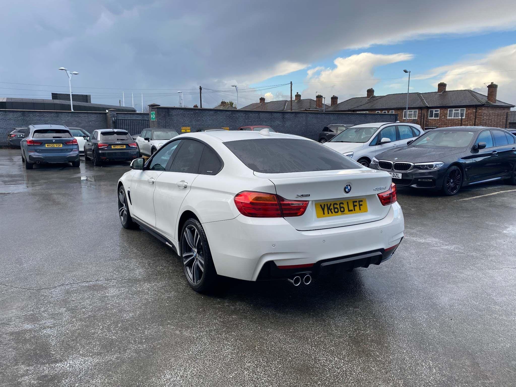 Image 2 - BMW 435d xDrive M Sport Gran Coupe (YK66LFF)