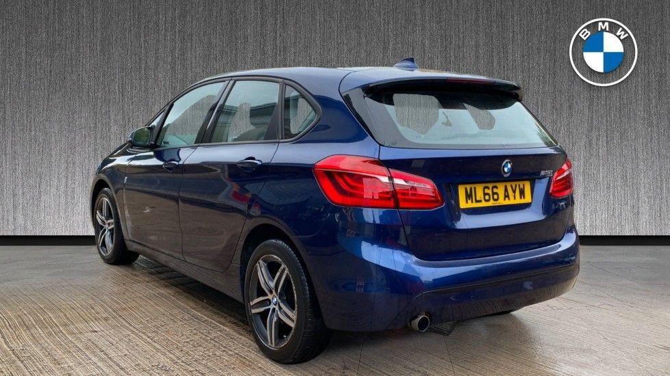 Image 2 - BMW 218i Sport Active Tourer (ML66AYW)