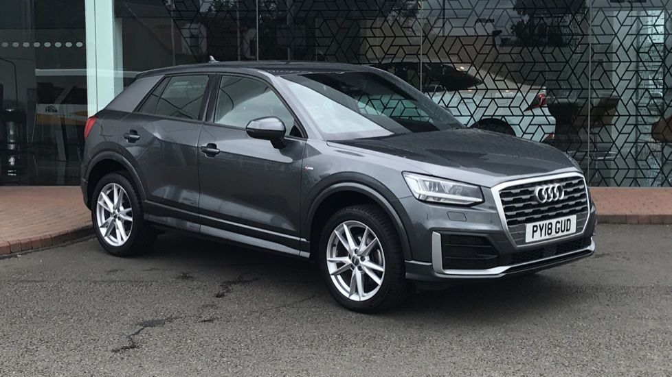 Used 2018 Q2 1.4 TFSI S Line 5dr S Tronic