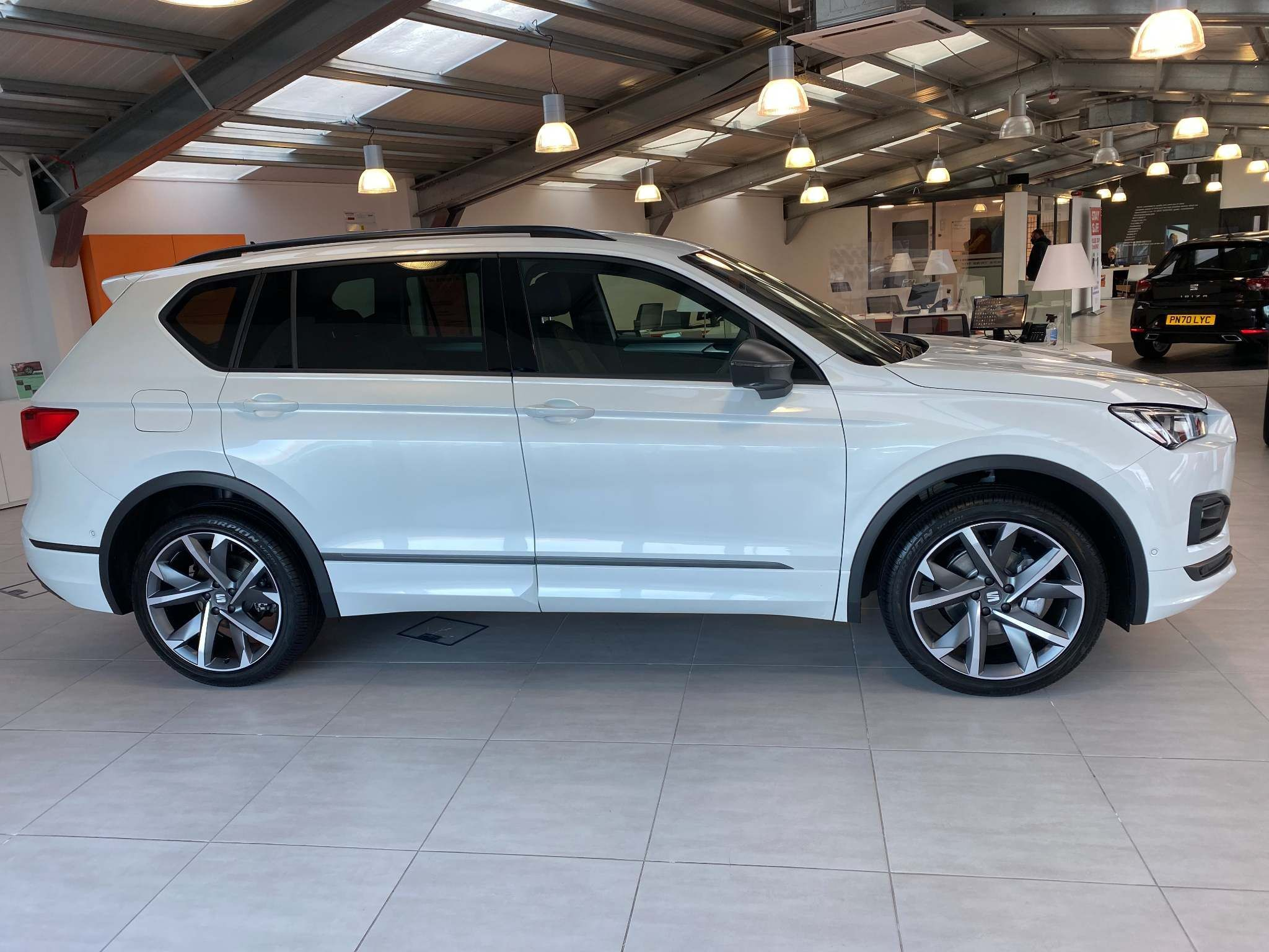 SEAT Tarraco Images