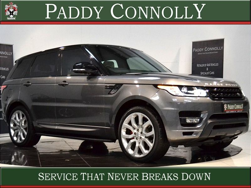 Land Rover Range Rover Sport 85 Seat N1 Bus.Class*  HSE DYNAMIC