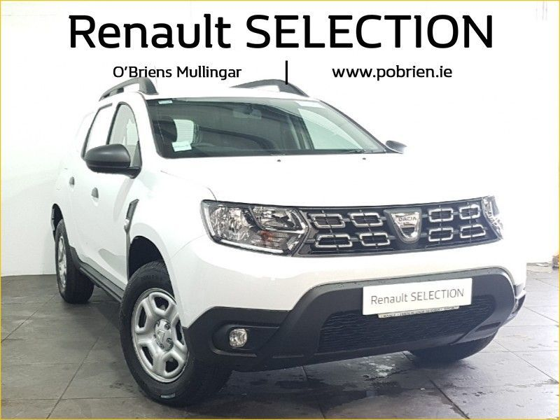 Dacia Duster Commercial Essential Blue dci115