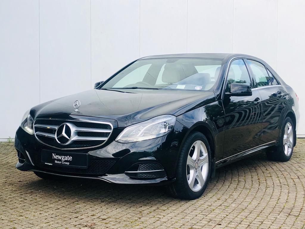Mercedes-Benz E-Class E200 BLUETEC AVANTGARDE AUTO 4DR