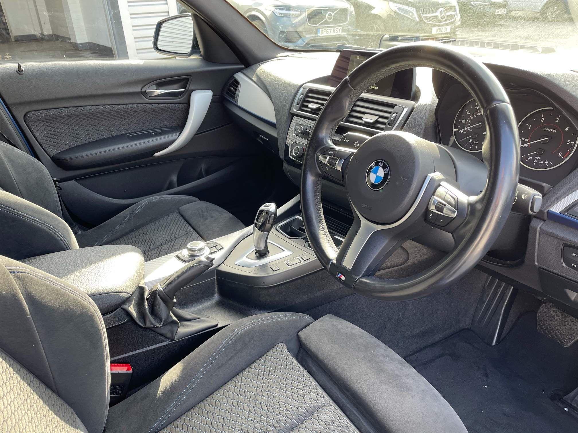 Image 14 - BMW 118d M Sport 5-Door (YF65XJM)