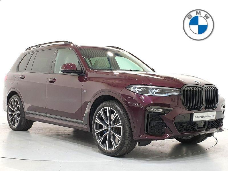 BMW X7 X7 xDrive40i M Sport