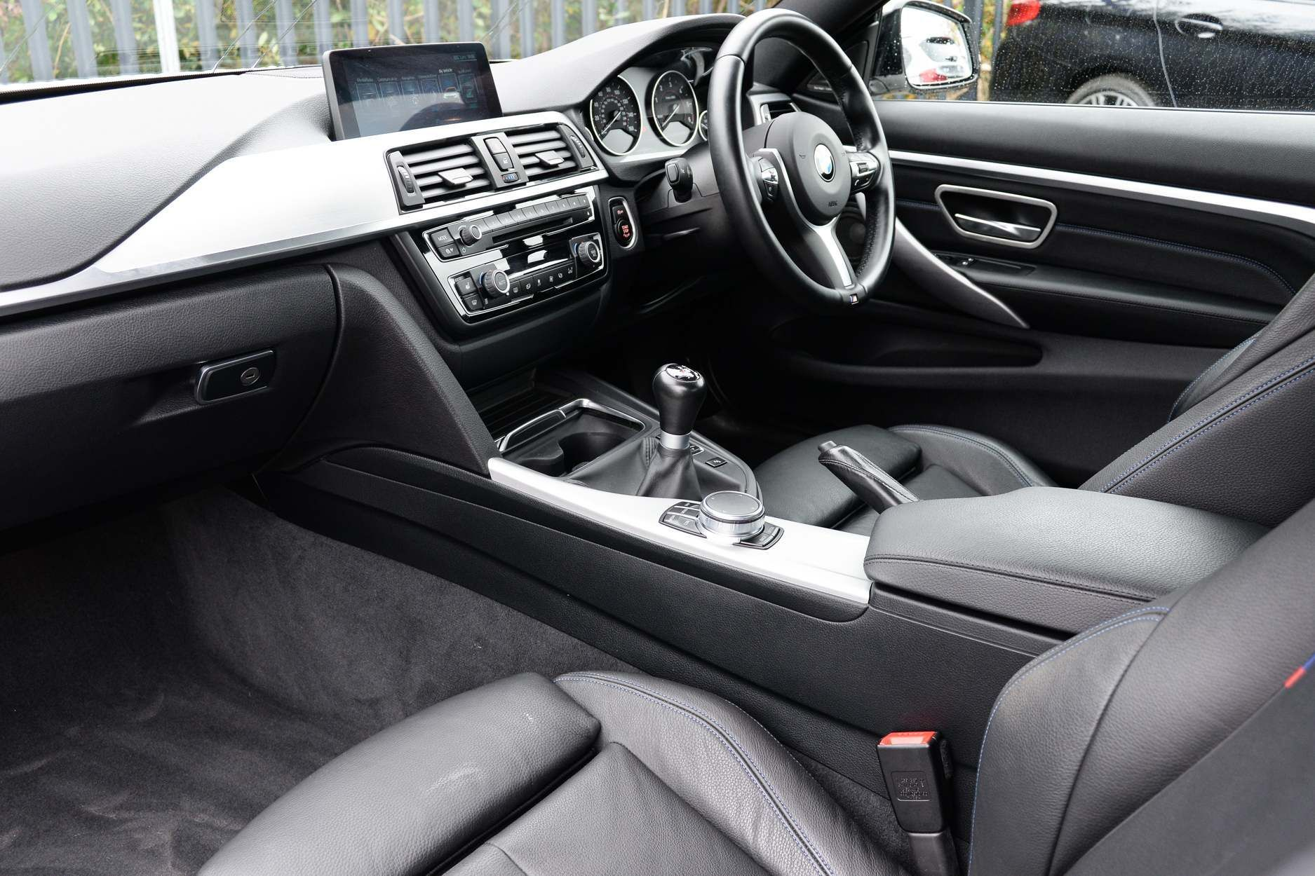 Image 10 - BMW 420d M Sport Coupe (NA66GHY)