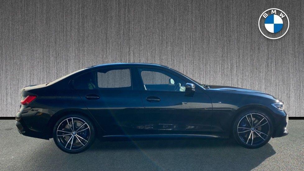 Image 3 - BMW 320d M Sport Saloon (YD69BBT)