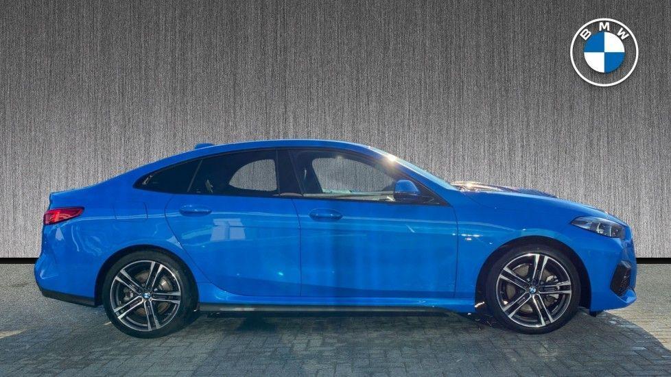 Image 3 - BMW 220d M Sport Gran Coupe (YG20XEE)