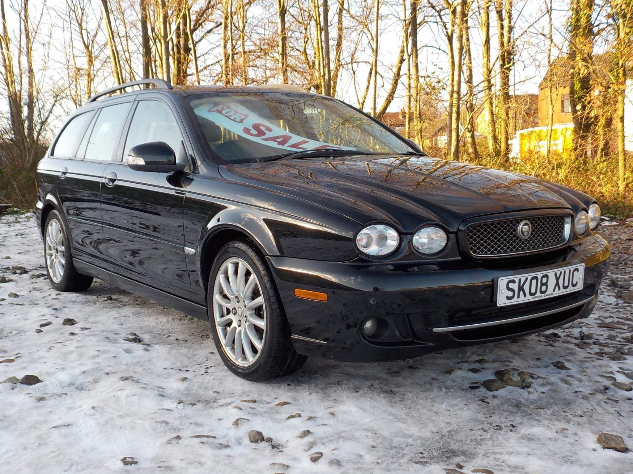 Jaguar X-Type 2.0 D S 5dr
