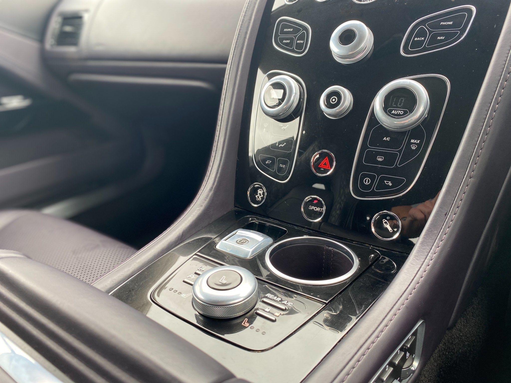 Aston Martin Rapide S Images