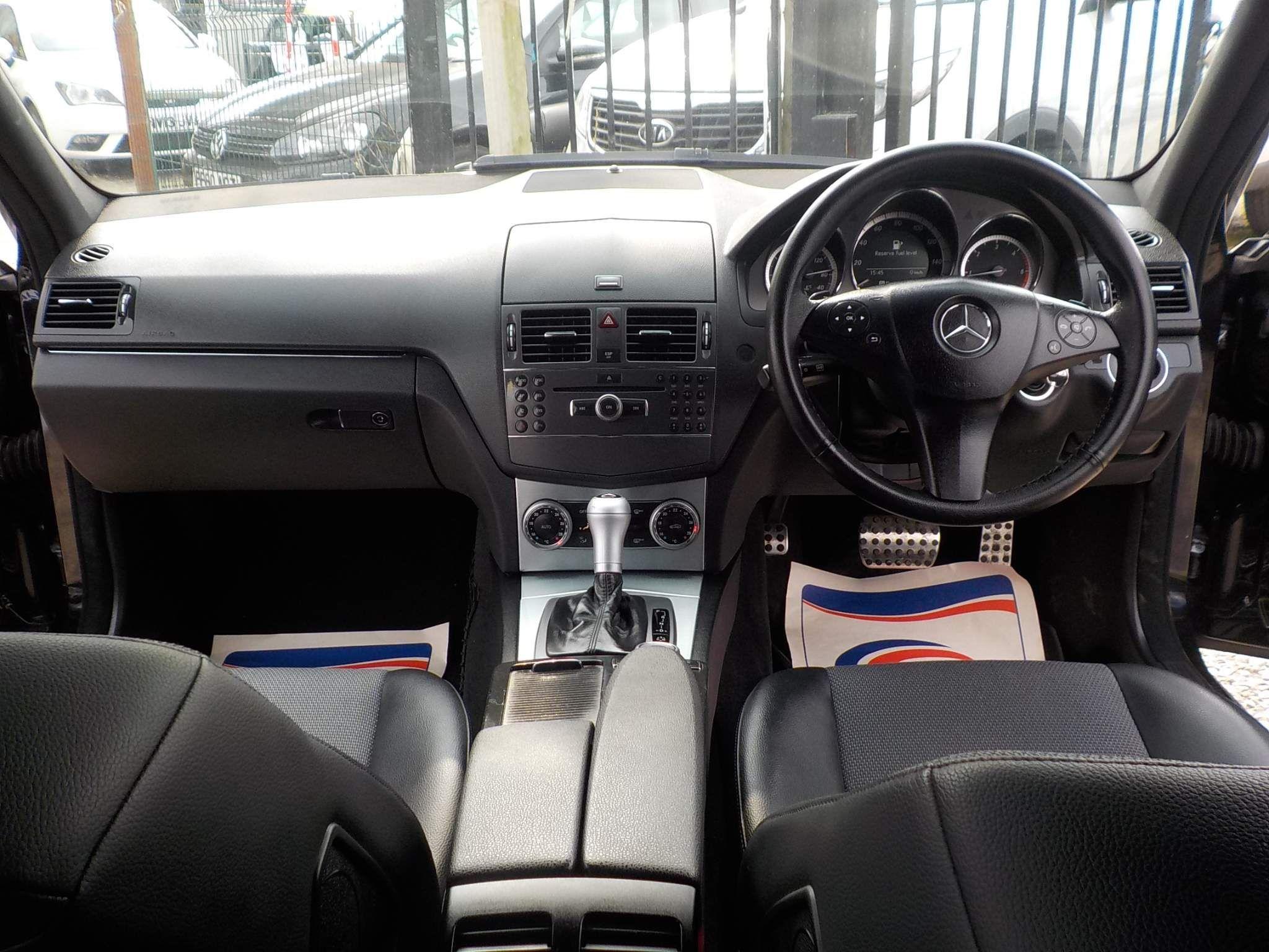 Mercedes-Benz C Class 2.1 C250 CDI BlueEFFICIENCY Sport 4dr