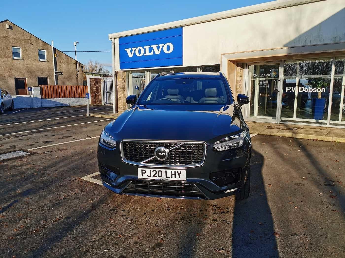 Volvo XC90 Estate 2.0TD B5 (235bhp) AWD R-Design