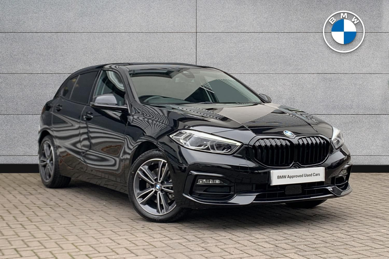 Bmw 1 Series Black 5dr 2019 For Sale In Wolverhampton Rybrook