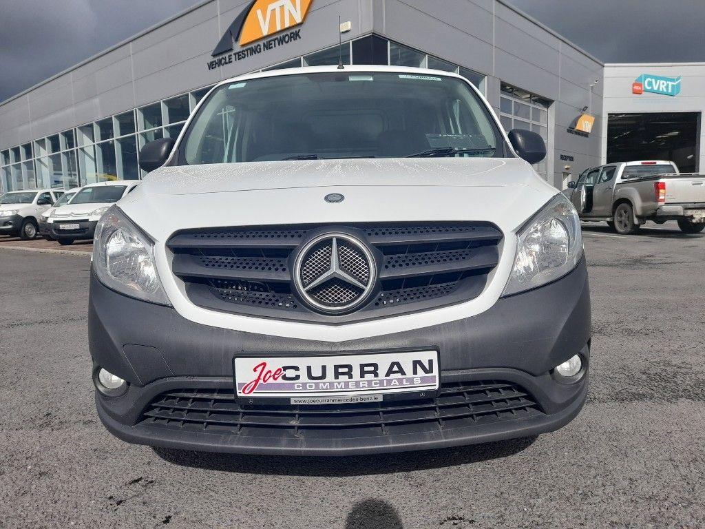 Used Mercedes-Benz Citan CITAN 1.5 DIESESL NEW CVRT WARRANTY (2017 (171))