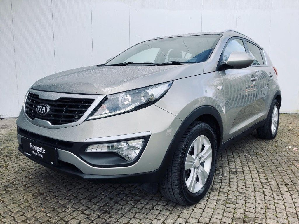 Used Kia Sportage 1.7 LXE 4DR ' CASH PRICE ' (2014 (141))