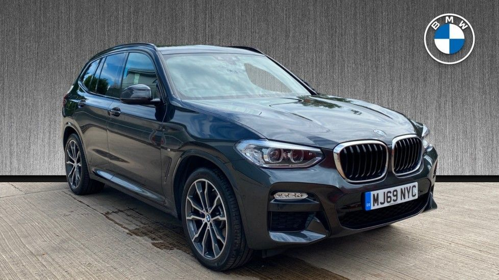 Image 1 - BMW xDrive20d M Sport (MJ69NYC)