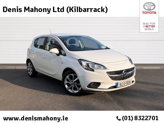 Opel Corsa SC 1.4 5DR @ DENIS MAHONY KILBARRACK