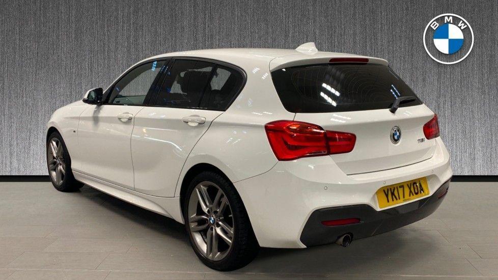 Image 2 - BMW 118i M Sport 5-Door (YK17XOA)