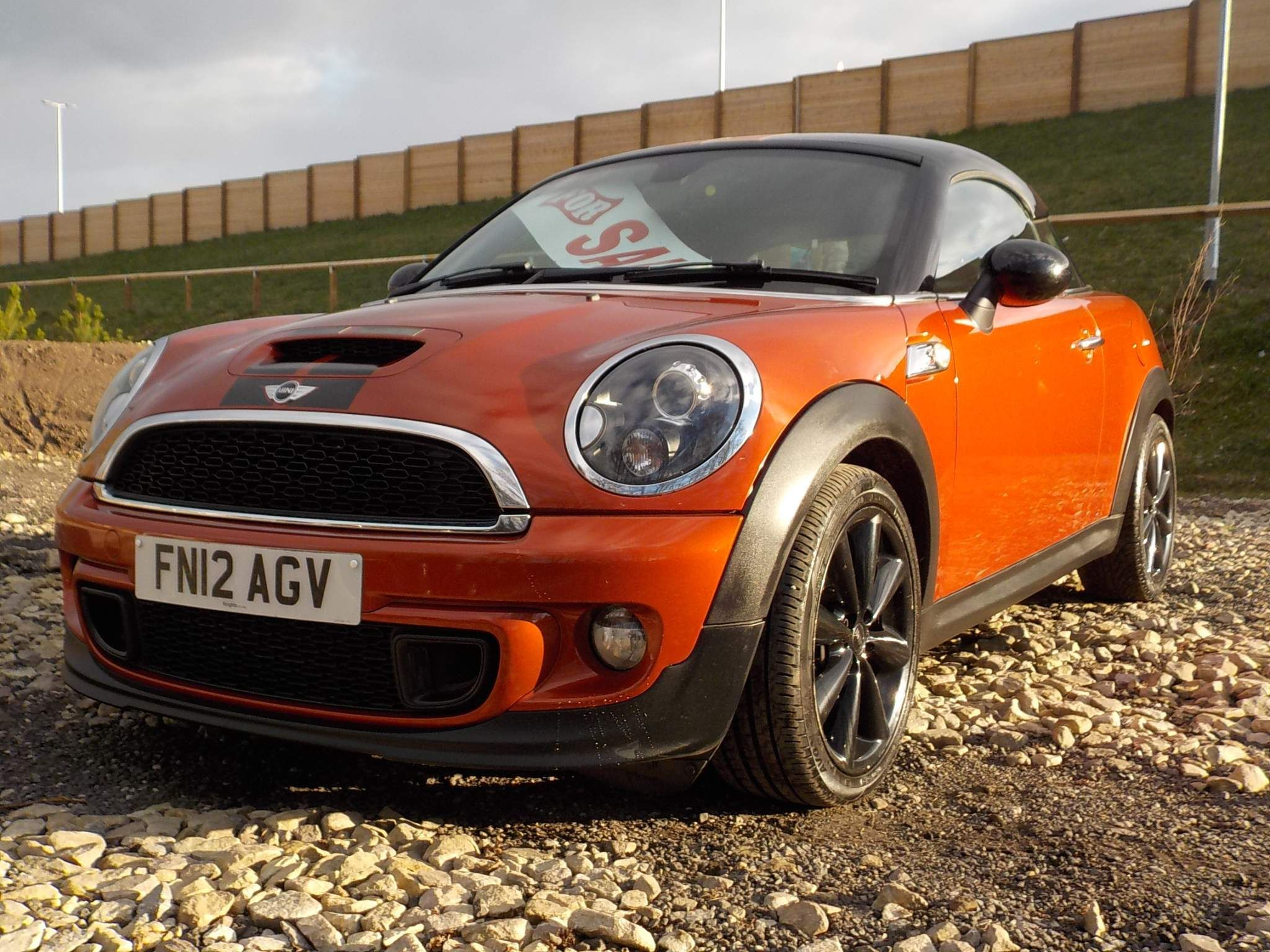 MINI Coupe 2.0 Cooper SD (Avenue) 2dr