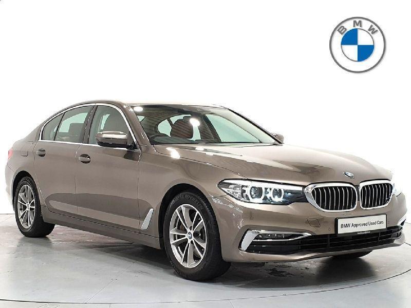 BMW 5 Series G30 525d SE Saloon B47 2.0