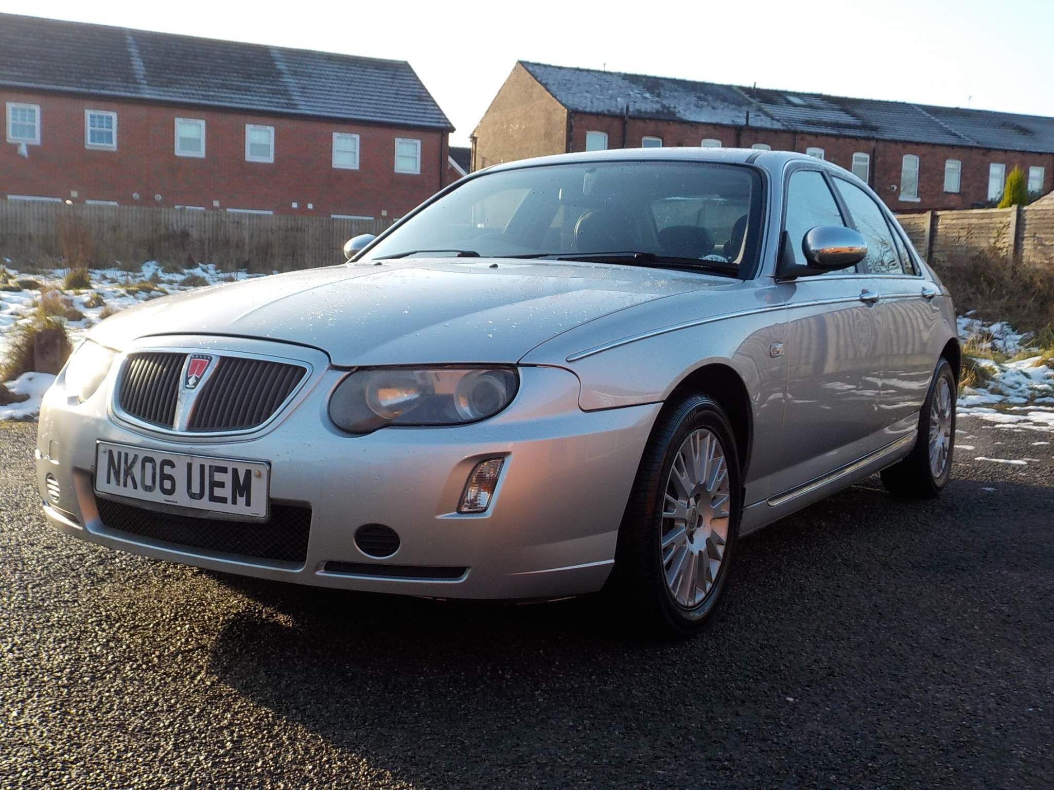 Rover 75 2.0 CDT Classic 4dr
