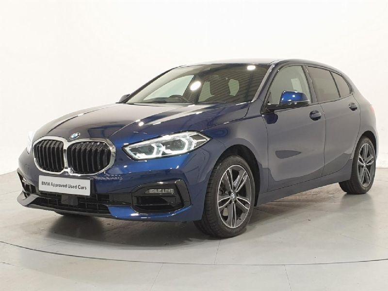 Used BMW 1 Series 118i Sport (2020 (202))
