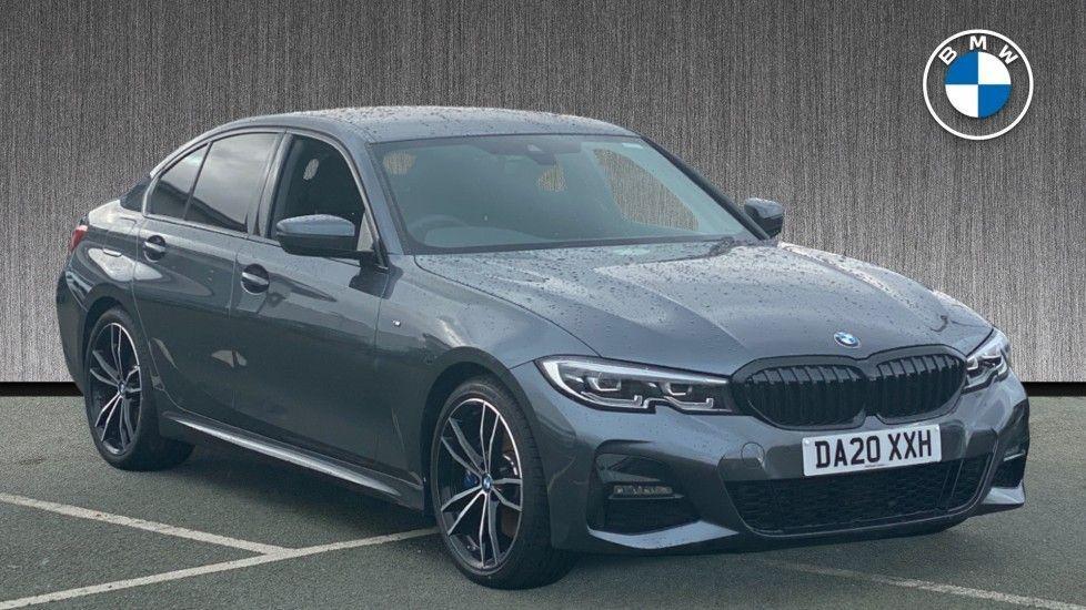 Image 1 - BMW 320d M Sport Saloon (DA20XXH)