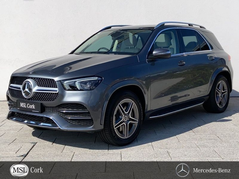Mercedes-Benz GLE-Class 300d 4MATIC AMG Exterior ***Features Panoramic Sunroof & HUD***