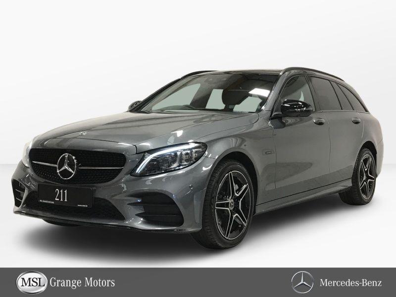 Mercedes-Benz C-Class C300DE AMG Premium Plus Auto PHEV Night Pack